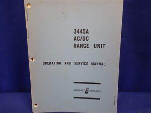Valhalla 2555a ac/dc current calibrator operating & service manual.