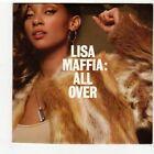 (FC504) Lisa Maffia, All Over - 2003 DJ CD