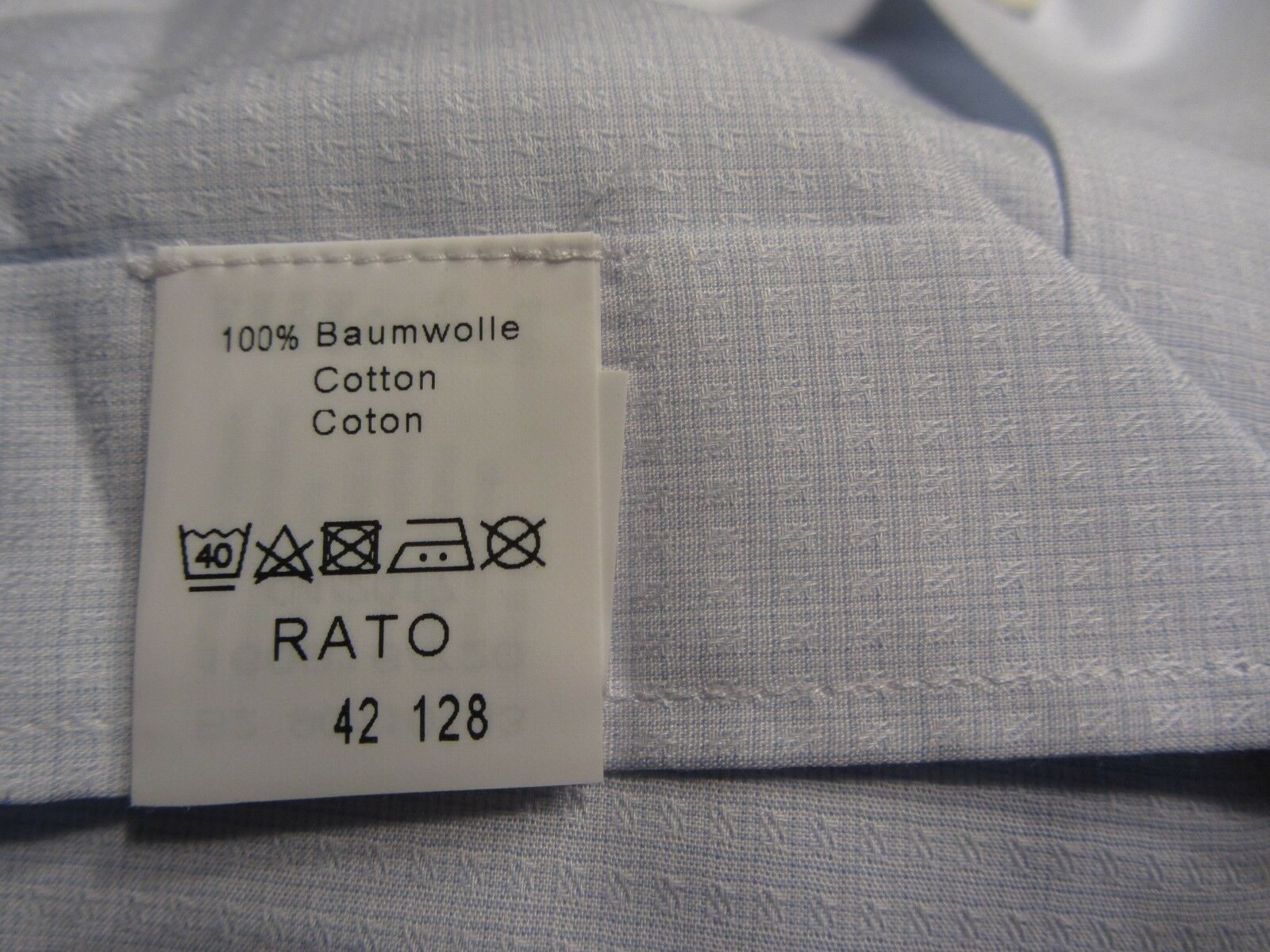 Van Laack Laack Van Royal 42 16,5 Rato RF 64/128