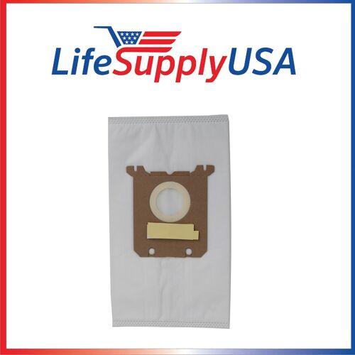 Vac Bags for Nilfisk Kent Advance Euroclean Hip Vac 1407015040 50 10 Pks of 5
