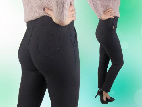 Térmicos señora pantalones Dick clásico thermoleggins gris 42 44