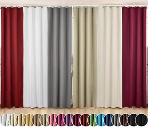 gardine blickdicht kr uselband vorhang schal leicht verdunkelung matt crush 489 ebay. Black Bedroom Furniture Sets. Home Design Ideas