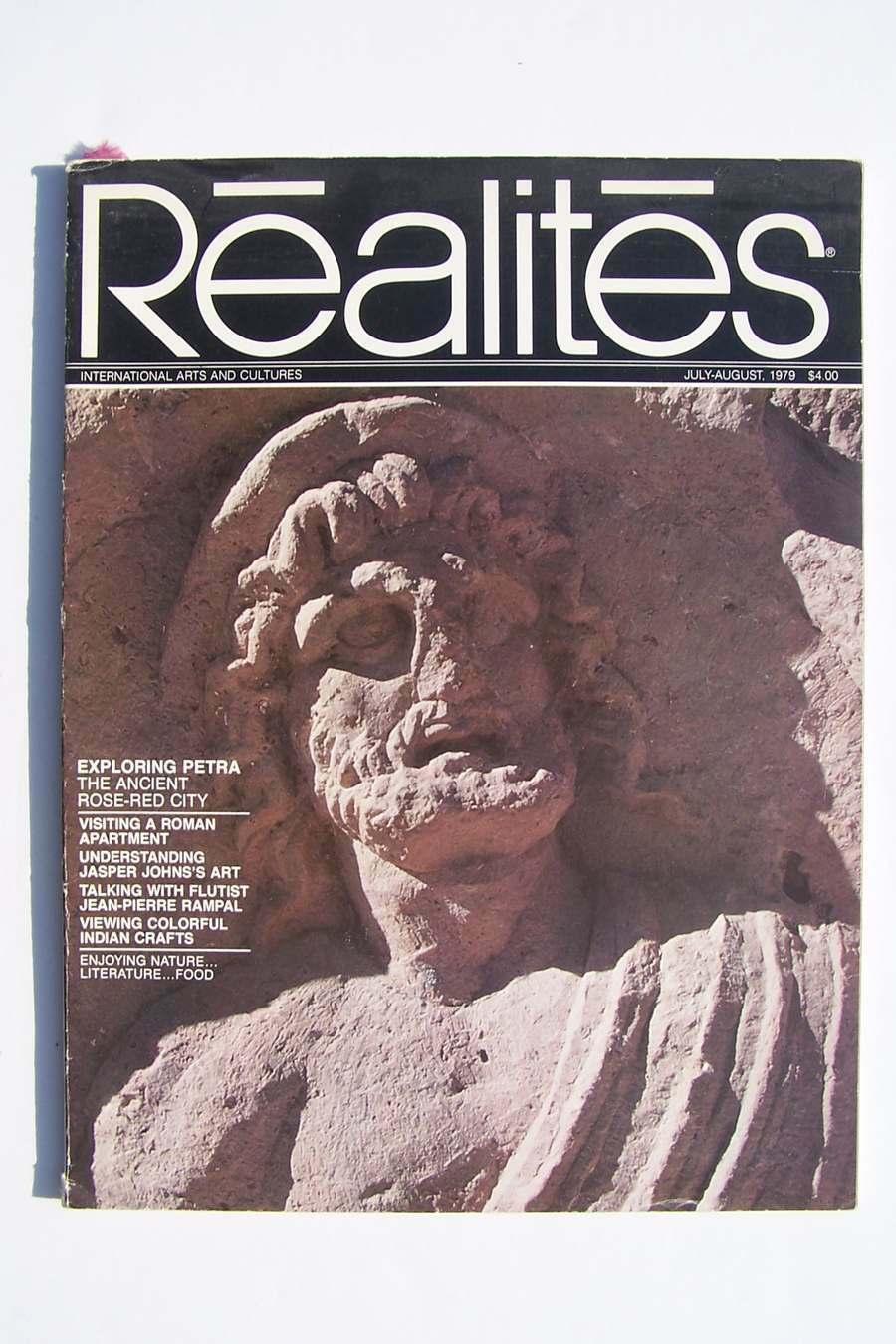 Realites Magazine - International Arts and Cultures Jul