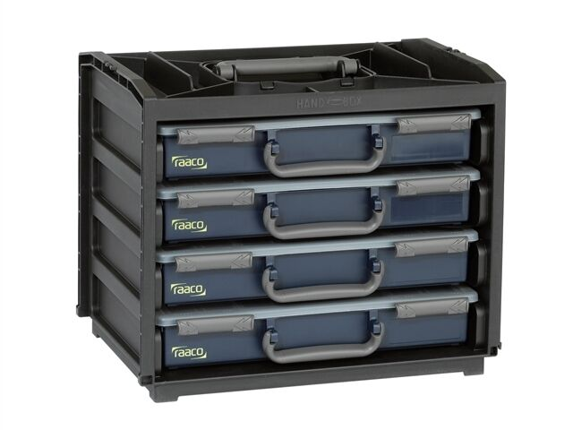 RAACO START SET 1 WORKSHOP STORAGE SYSTEM BRAND NEW BOXED