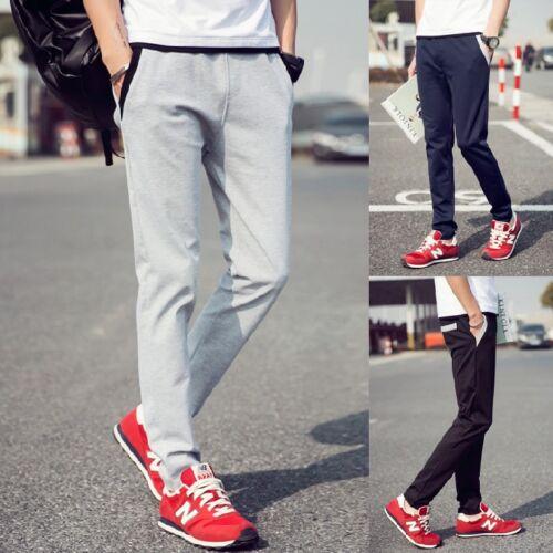 Men/'s Casual Sweatpants Dance Sports Joggers Baggy Trousers Skinny Pants