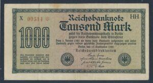Deutsches-Reich-Rosenbg-75h-gebraucht-III-1922-1-000-Mark-8590323