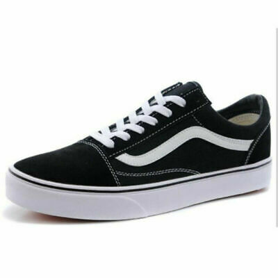 VAN S1 Old Skool Womens Mens Canvas Trainers Casual Shoes Skate Shoes! ~!!! | eBay