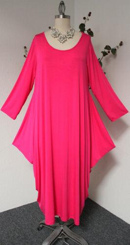 L//XL//1XL AND 2XL//3XL//4XL Plus Size Dress,New Designer Lagenlook Plus Size Dress