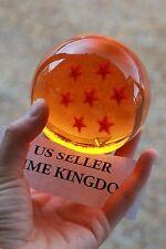 "USA Seller Cosplay DBZ Large Crystal 3D Dragon Ball 3"" or 7.5  cm  Resin 7 Stars"