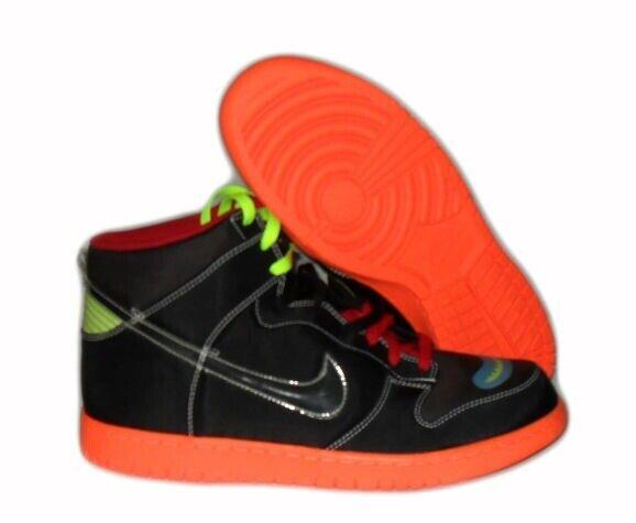 2009 Nike Dunk High Premium Cassette Playa Edition SZ 14 306968 005