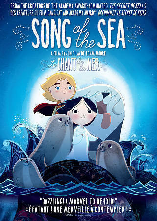 Song Of The Sea Bilingual Packaging - DVD By David Rawle - VERY GOOD - $11.99