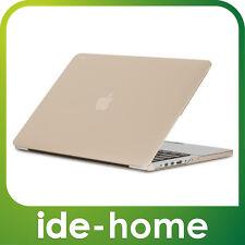 moshi iGlaze ultra-slim hardshell case for Retina MacBook Pro 13 - Satin Gold
