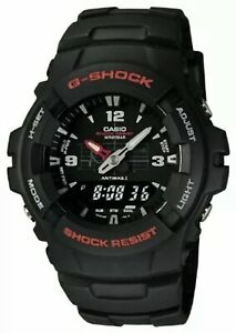 CASIO-Watch-G-SHOCK-GShock-G-100-1BV-Men-s-Sport-Shock-Water-Resistant-Alarm-NEW