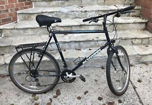 2831ee7cce5 Image is loading SCHWINN-high-plains-21speed-mountain-bike-23-Collectors-