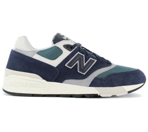 597 Ml597aaa Chaussures Balance Sport Classics Homme Ml597 Sneaker New Bleus De UqTEw1vZZ