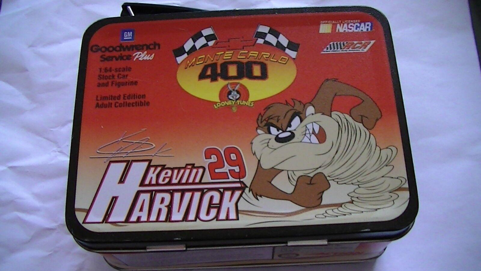 Coffret voitures neuves nascar rallye 1 64 Kevin HarvickEdition limitée 1 4008