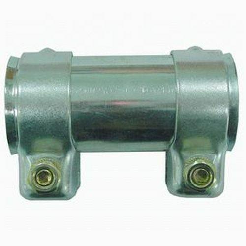 1 Stück Auspuff Doppelschelle Rohrverbinder 45//49.5x125mm