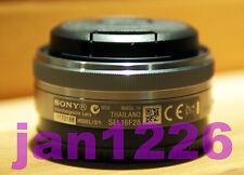 SONY SEL 16F28 16mm E 16 F/2.8 F2.8 for Nex 5N C3 Wide-Angle E Mount Kit Lens