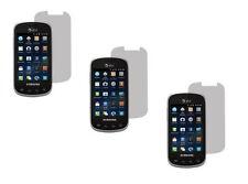 3 Premium Clear Pre Cut Screen Protector for Samsung Galaxy Ace Q SGH-I827D