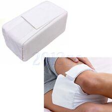 Memory Foam Knee Leg Pillow Bed Cushion Wedge Pressure Relief Sleep Aid YG
