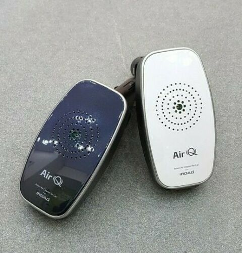 FILO ARIA Q Auto anioni Generatore di ARIA PURIFICATORE deodorante e Caricabatterie per auto
