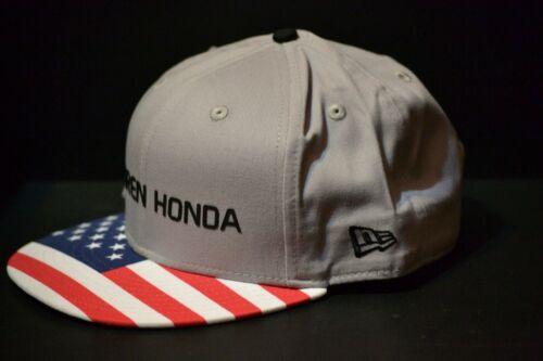 McLaren Honda formula 1 2017 Alonso /& Vandoorne Speсial Edition USA Cap M//L