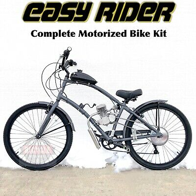 *Easy Rider* 66/80cc 2-Cycle Engine & 26