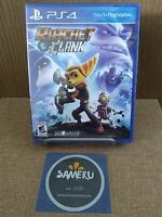 Ratchet And Clank Playstation 4 Ps4 Sealed Usa Seller Fast Free Shipping