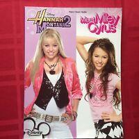Hannah Montana 2 meet Miley Cyrus Piano Vocal Guitar Chords List 17.95