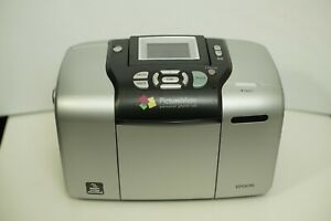 as-is-Epson-Picture-Mate-Deluxe-Personal-Photo-Lab-Printer-Parts-Only