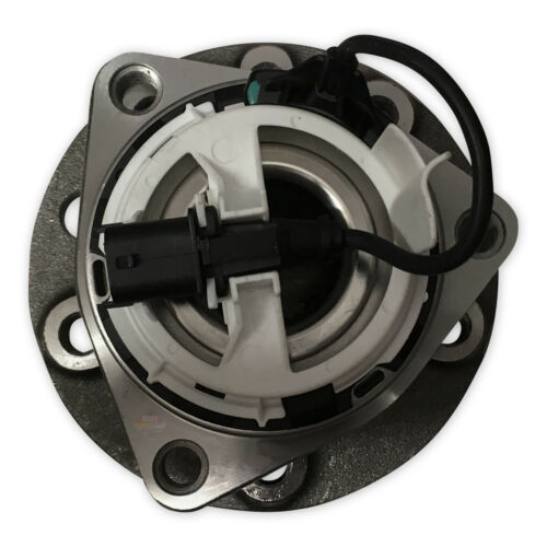 For Saab 9-3 1.9 TiD 2002/>2012 2x Front Hub Wheel Bearing Kit Pair ABS Sensor