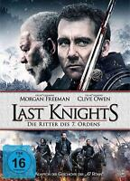 Last Knights - Die Ritter des 7. Ordens (2015) Neu in OVP