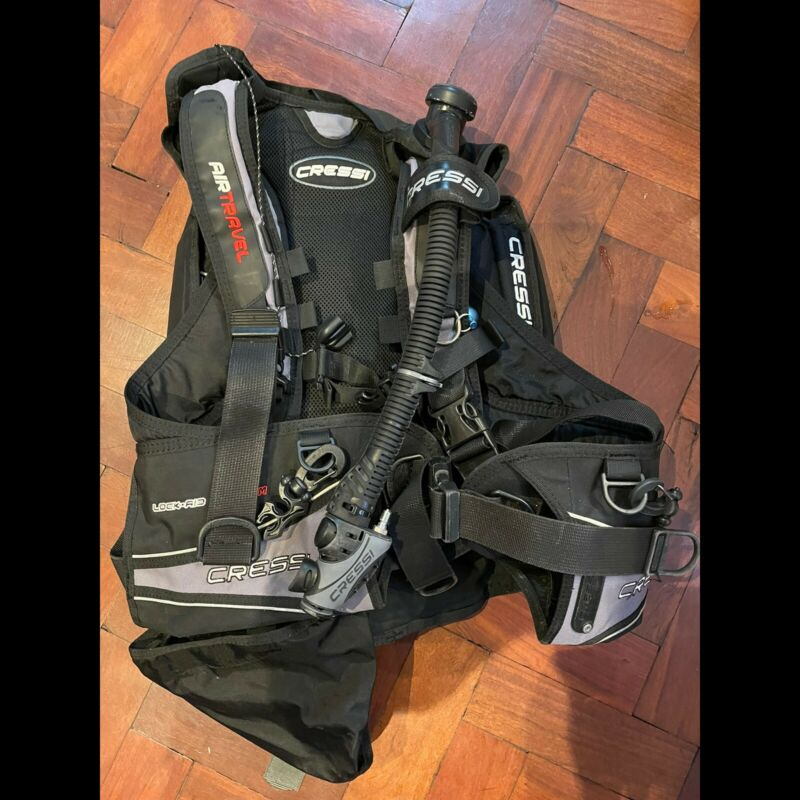 Cressi Airtravel BCD