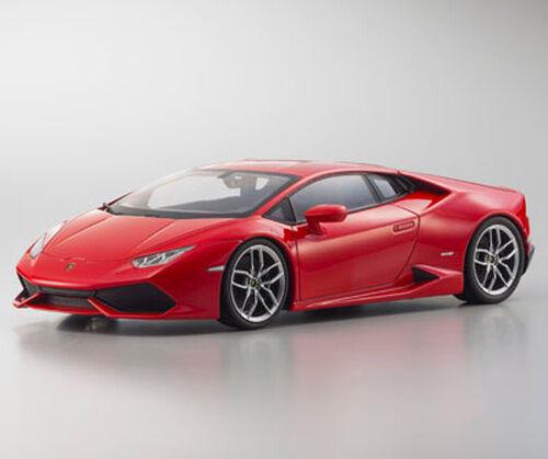 Lamborghini Huracan LP610-4 Red Metallic 1 18 Kyosho Kyosho Kyosho C09511R f72018