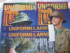 156 UNIFORMI & ARMI 156 Aprile 2009 uniformi e armi COME NUOVA - Italia - 156 UNIFORMI & ARMI 156 Aprile 2009 uniformi e armi COME NUOVA - Italia