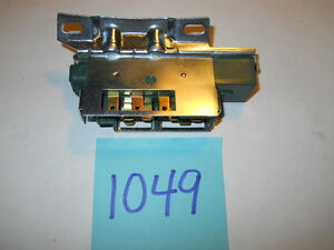 1970-71-72-73-74-75-76-CHRYSLER-DODGE-PLYMOUTH-IGNITION-STARTER-SWITCH-NEW-1049