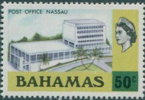 Bahamas-1971-SG470-50c-Post-Office-MNH