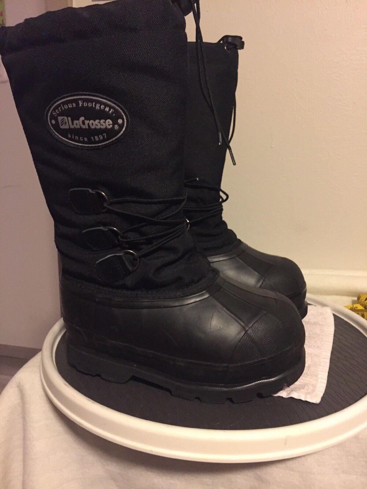 LaCrosse Sz 6 Women's Insulated Waterproof Snow Boots