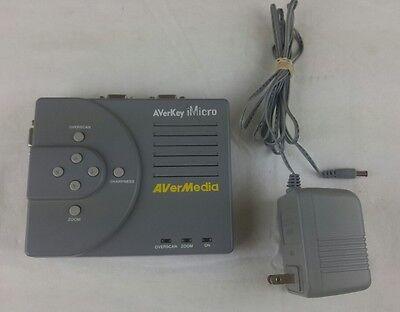 AVerMedia AVerkey imicro w// ac adapter