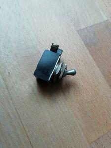 1 Très Petit Interrupteur Ancien Ideal Pour Porte Douille Lampe Jielde Saveur Aromatique