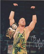 Rob Van Dam RVD Signed WWE ECW Tag Team Champion 8x10 Photo