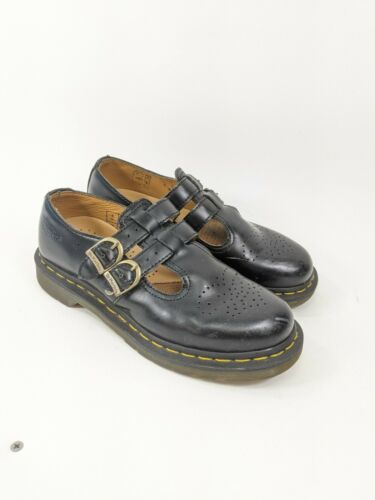 Dr Martens Mary Jane Oxford Shoes 12916 Size 7 Wom