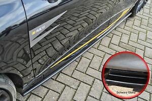 CUP-Seitenschweller-Schweller-ABS-Renault-Clio-4-RS-in-schwarz-glanz