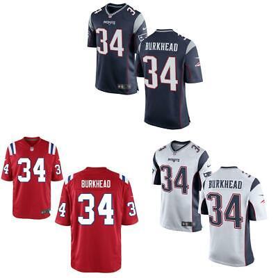 rex burkhead jersey patriots