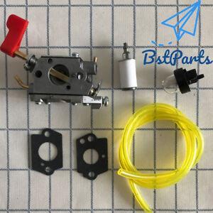 Carburetor-Poulan-PPB32SST-PP446ET-PPB250E-PP136E-PPB200E-PPB100E-Zama-C1U-W32
