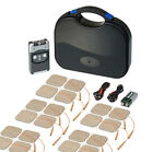 PHYSIO TENS Machine Pro Tens Machine + Extra x16 Pack (Total 20 Pads) *LATES...