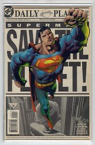 Superman-034-Save-the-Planet-034-Issue-1-DC-Comics-October-1998-NM