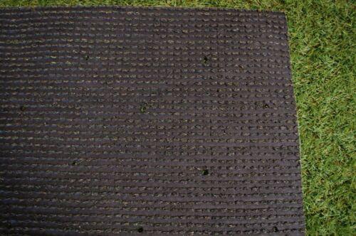 Pelouse Tapis Art Pelouse 20 mm tuftrasen herbe 140x400 cm NEUF