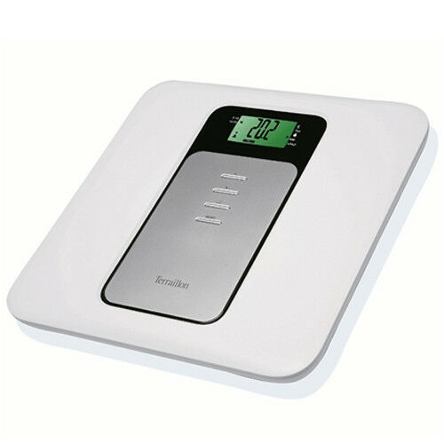 Terraillon Alteo Body Control BMI Bathroom Scales with 150kg Capacity 376607