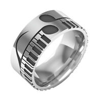 Piano ring, Note ring, Music ring